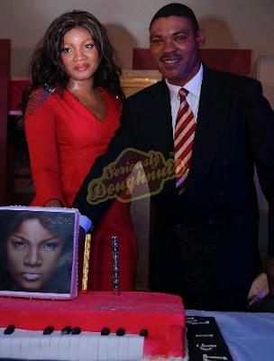 omotola jalade 17th wedding anniversary