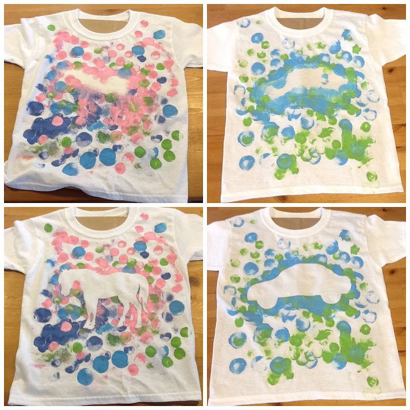 kinzie 39 s kreations t shirt painting for kids