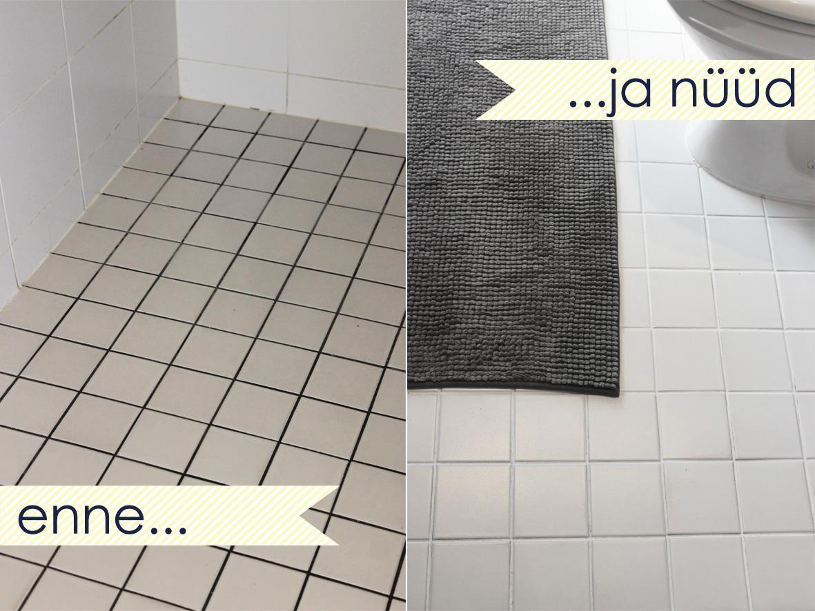 vannitoa plaatide puhastamine