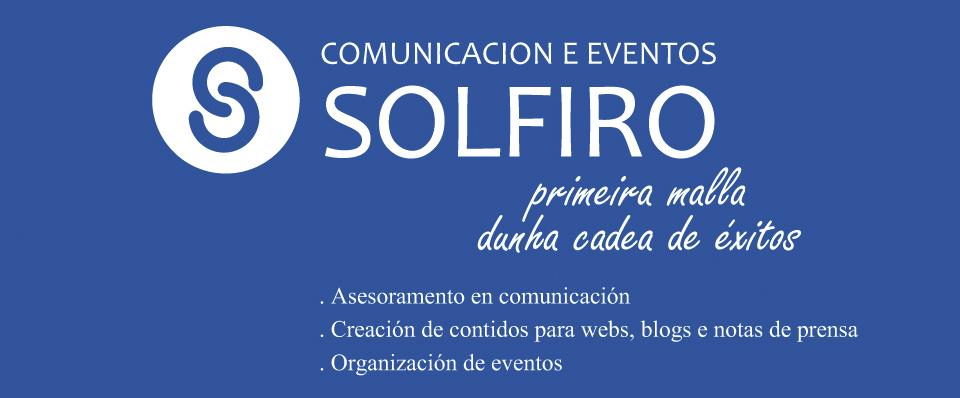 Comunicación e eventos SOLFIRO