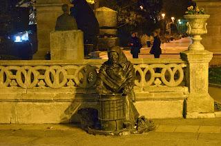 castañera en Burgos