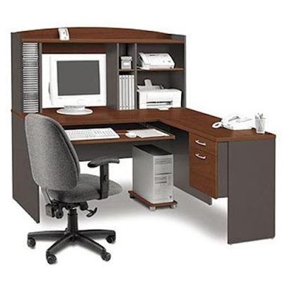 Meja Kantor Ergonomis