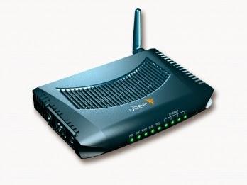 cable modem ubee movistar DDW262 Wifi coaxial hfc docsis Peru mayor alcance amplificar señal repetidor inalambrico