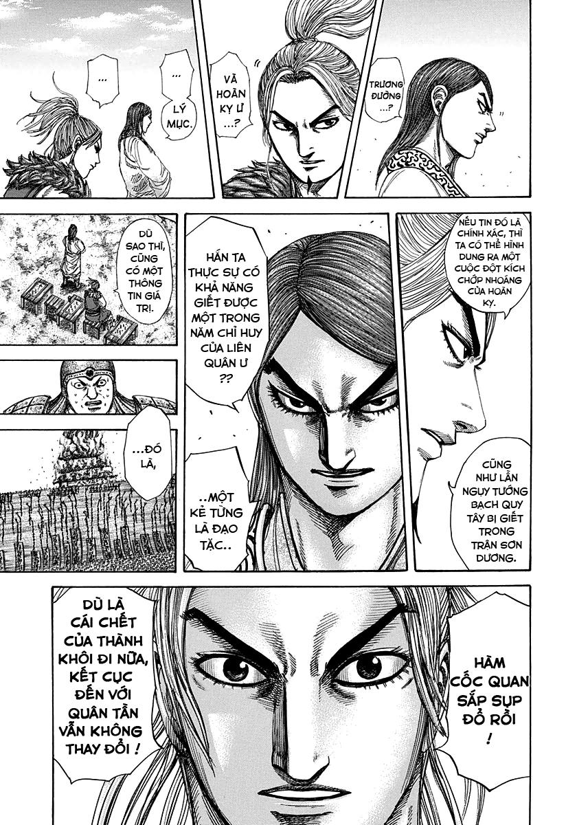 Kingdom – Vương Giả Thiên Hạ (Tổng Hợp) chap 304 page 6 - IZTruyenTranh.com