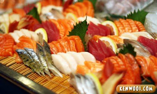eyuzu sashimi
