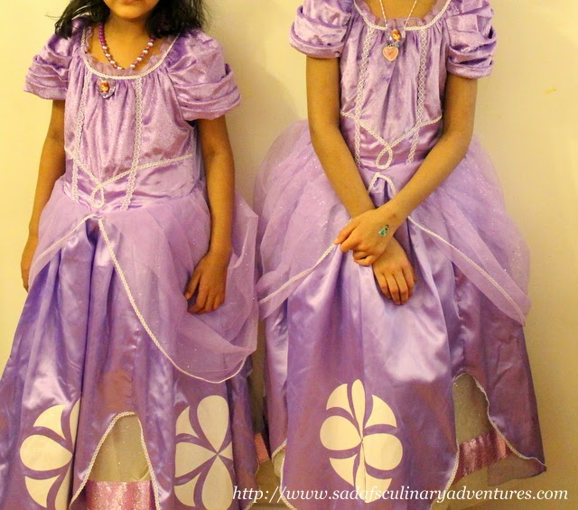 Sofia the First Costumes