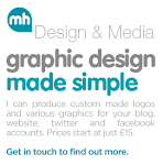 Hubbys Graphic Design website