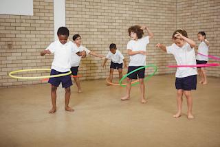Aprendizagem infantil na Educação Física