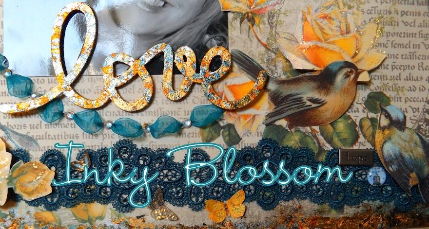 Inky Blossom
