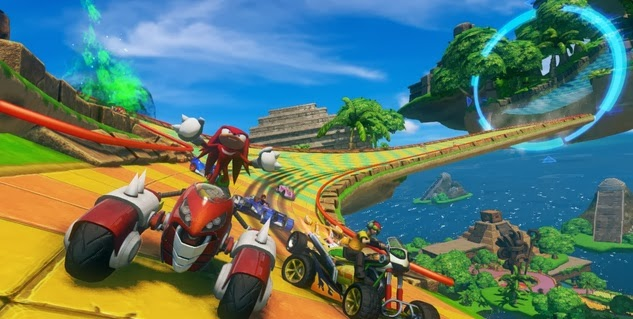 Sonic & All-Stars Racing Transformed  Now Available for iPhone, iPad and Android. Download now, cheats, tricks and more..