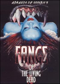 "Vampire Beauties: Vampiress Review: ""Fangs of the Living Dead"""