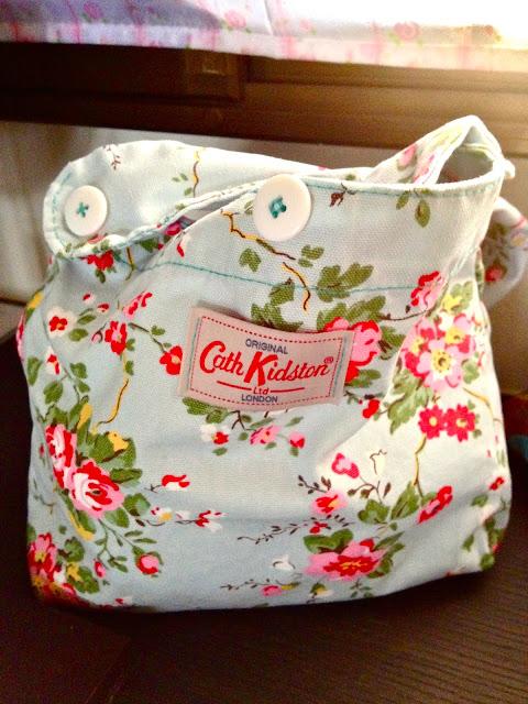 Sew a Cath Kidston bag