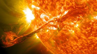 أجمل وأفضل صور, انفجار شمسي, أفضل الصور الطبيعية, ناسا,