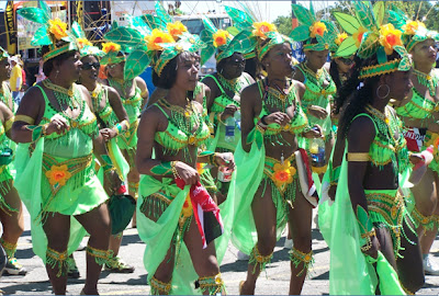 Photo of Charleston Carifest Caribbean Carnival Parade