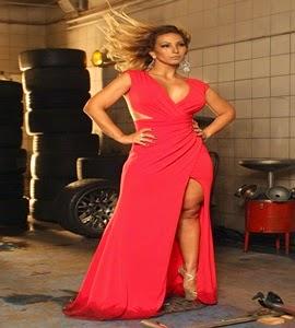 """Valesca Popozuda grava clipe de """"Eu Sou a Diva Que Você Quer Copiar"""": veja as fotos"""