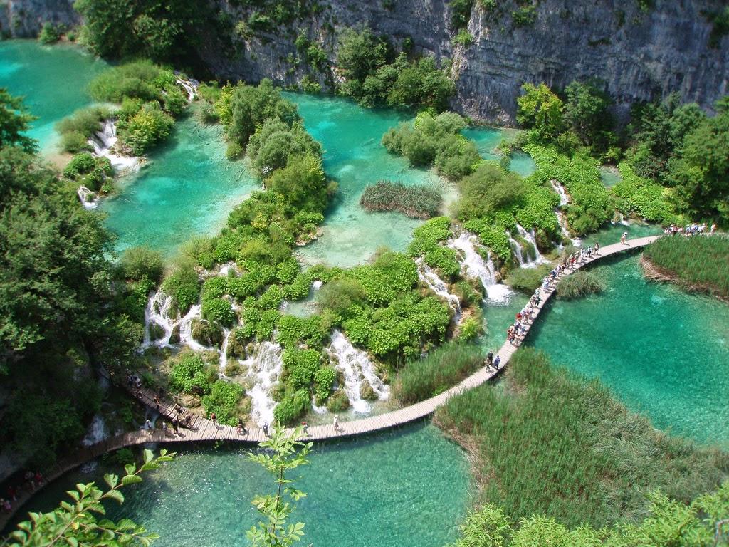 Parque Nacional de los Lagos de Plitvice – Croacia
