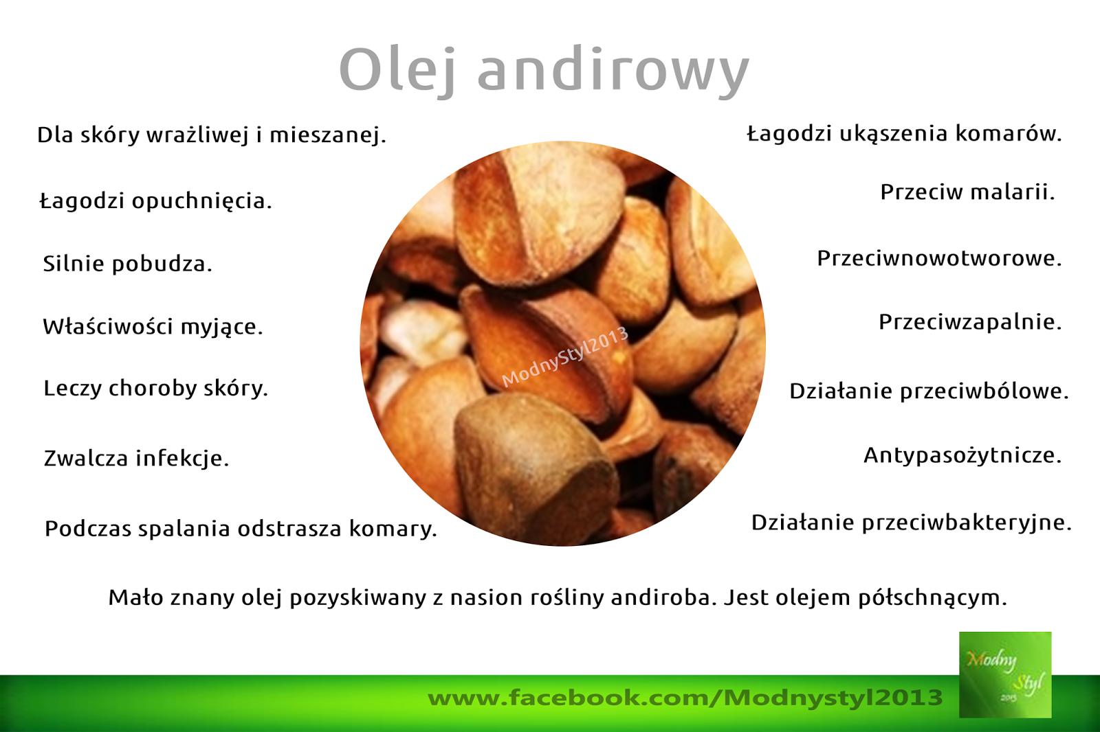 Olej andirowy