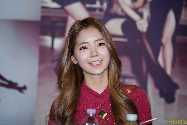 Stellar Hyoeun Marionette Fanmeeting