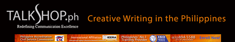 Creative Writing in the Philippines