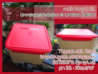 tupperware promo, tupperware spesial collection, tupperware murah, tupperware limited
