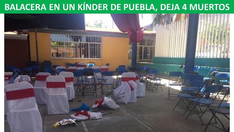 MUERTOS EN PUEBLA