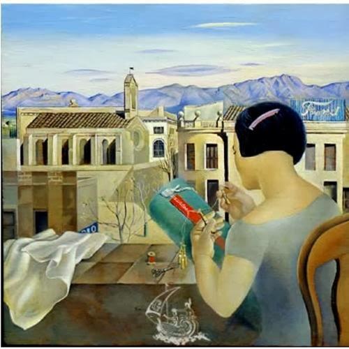 """""""Mujer en la ventana"""" 1926"""