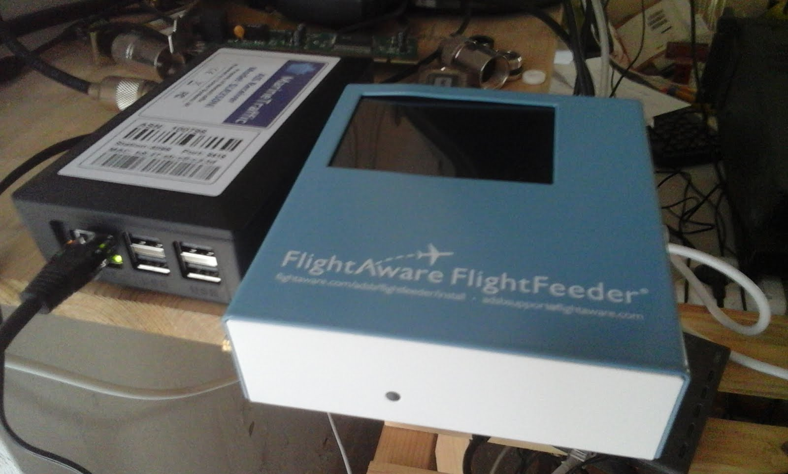 rx Ais -rx Flightfeedr ads-b