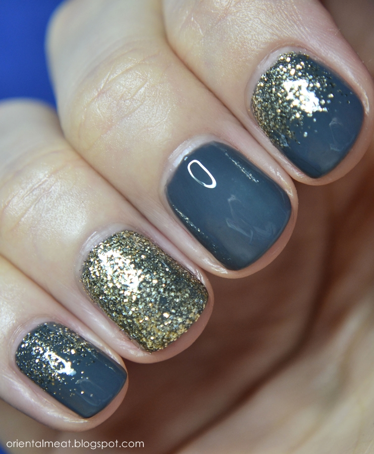 Essence-Movie Star & China Glaze-Gold Digger