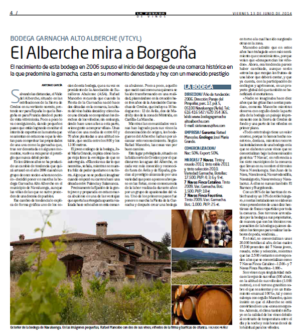 http://www.bodegagarnachaaltoalberche.com/doc/LA-POSADA-VINO.pdf