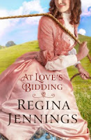 Miss Pippi Reads reviews At Love's Bidding by Regina Jennings
