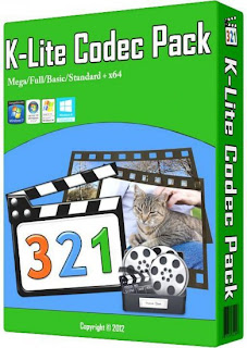 K-Lite Mega Codec Pack Update 10.2.2