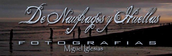 De Naufragos y Huellas