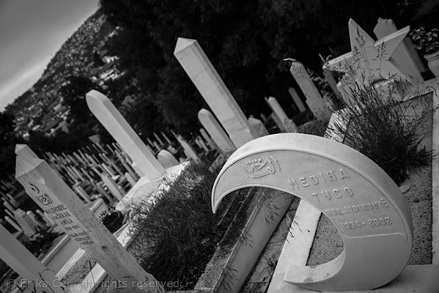 cimitero musulmano Sarajevo