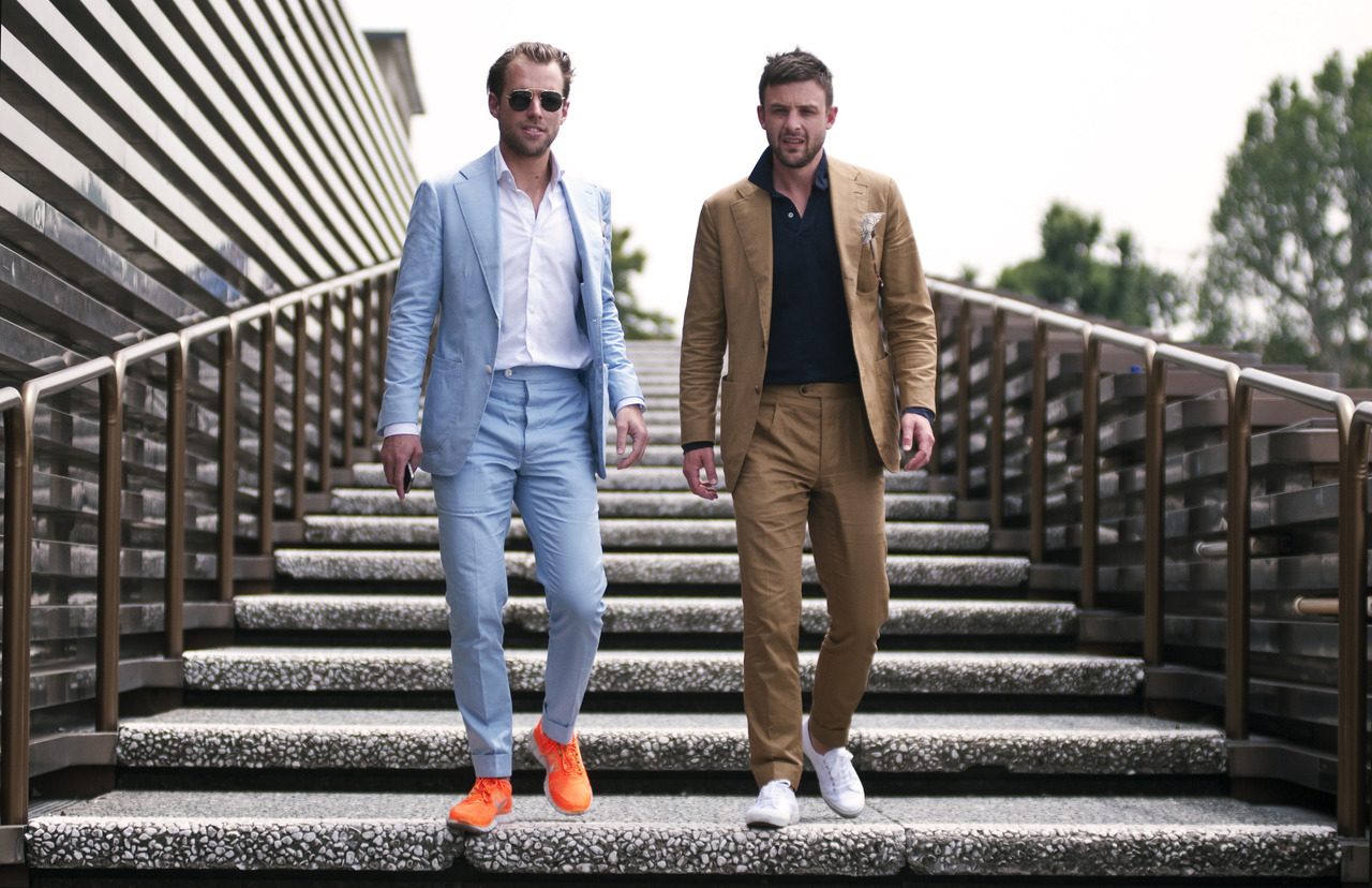 Men 39 S Suit Fashion Blog The 3 Essential Suits For Well Dressed Men