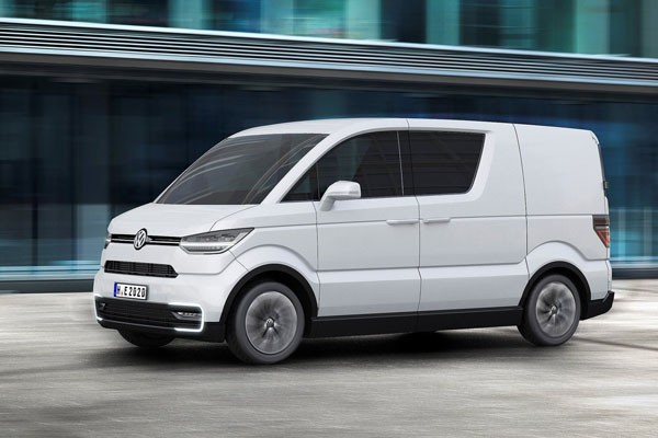 New Volkswagen Transporter 2016