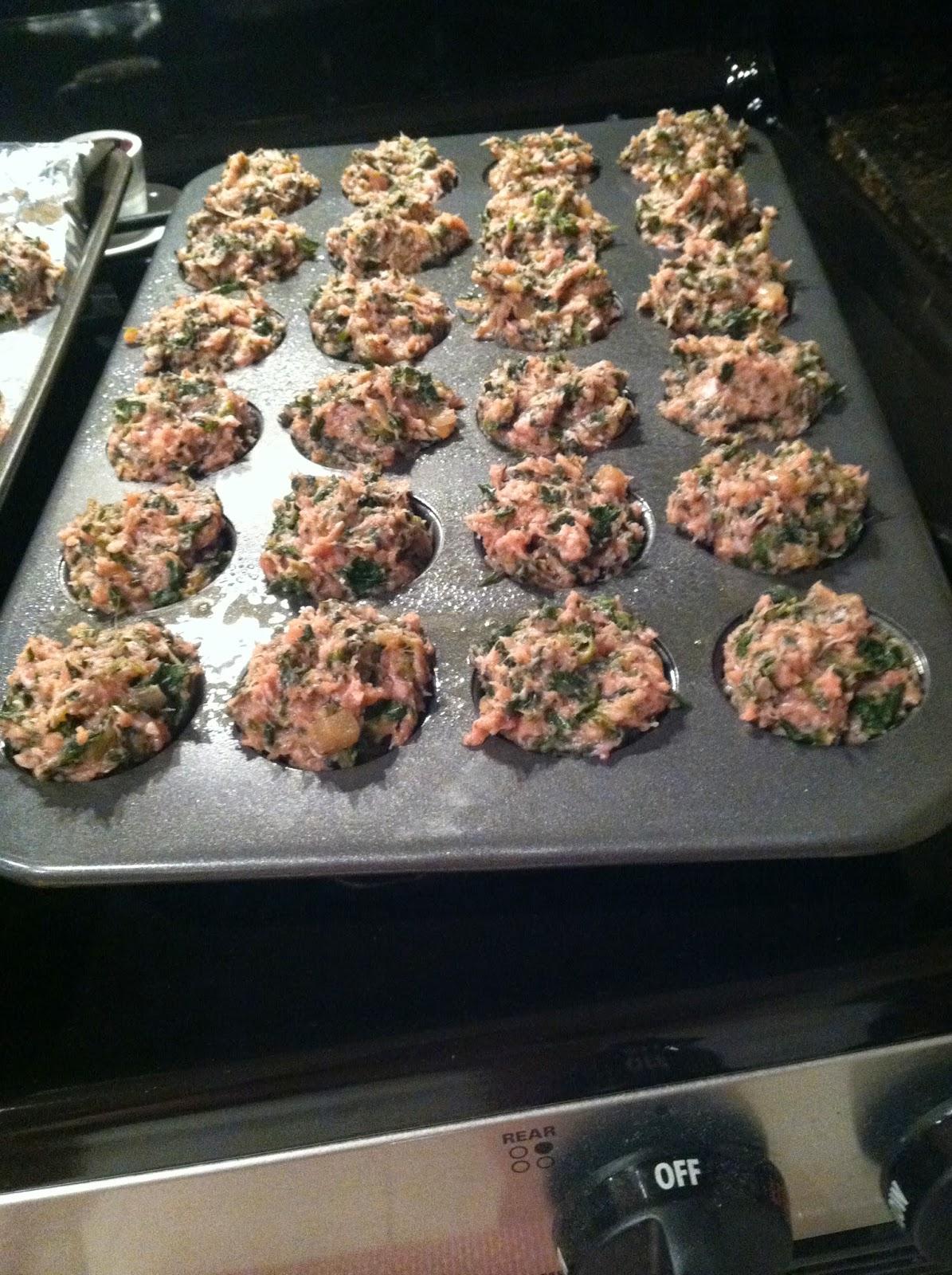 how to make homemade ground turkey meatballs