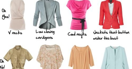 Types Of Necklines That Flatter Larger Busts Knowme Shape A Blog For The Shapewear Lifestyle