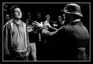 Rap Contenders - Edition 5 - Jazzy Bazz vs Gaïden