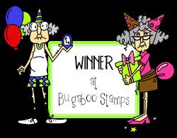 I am a winner!