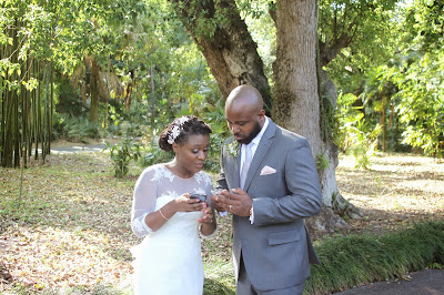 Cherie & Kwame Wedding