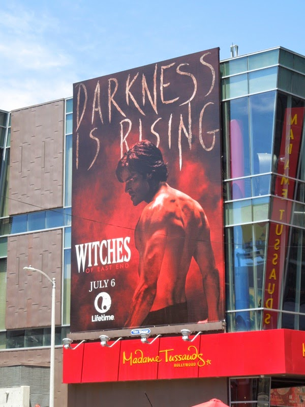 Daniel DiTomasso Witches of East End season 2 Killian billboard