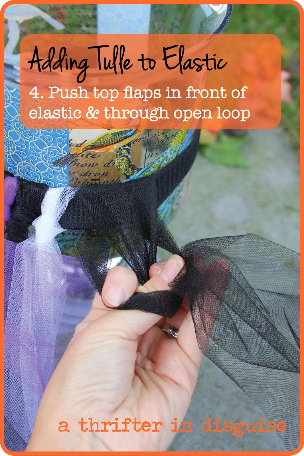 A Thrifter in Disguise: Long \u0026 Lovely DIY Tutus