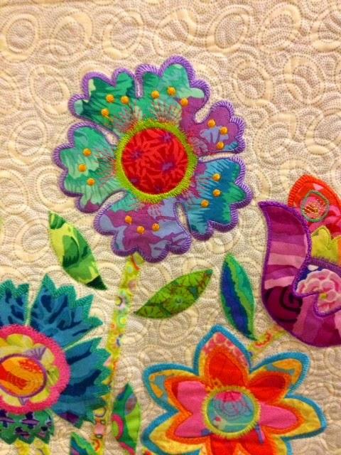 Fiber fire fabric confetti potpourri pattern