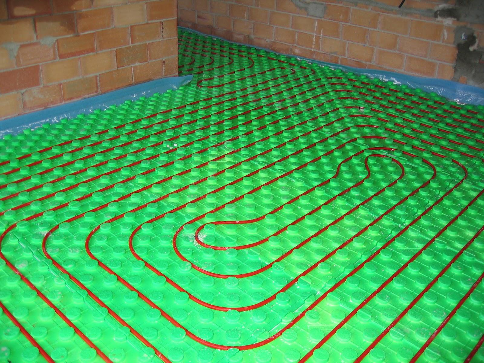 Presupuesto suelo radiante en casa forocoches for Presupuesto suelo radiante