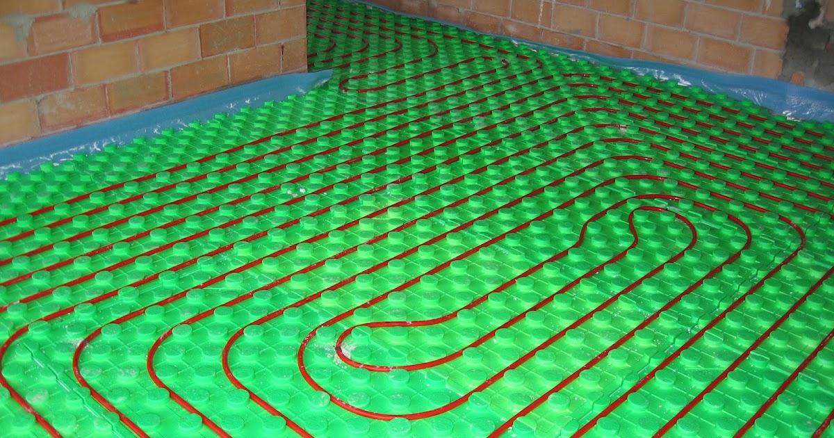 Decoracional suelo radiante instalaci n - Instalacion suelo radiante ...