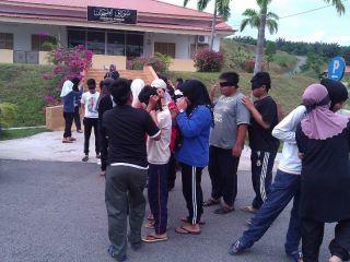 Melaka (IKSEP) pada 9 Mac 2012 di Kem Permata Resort, Alor Gajah