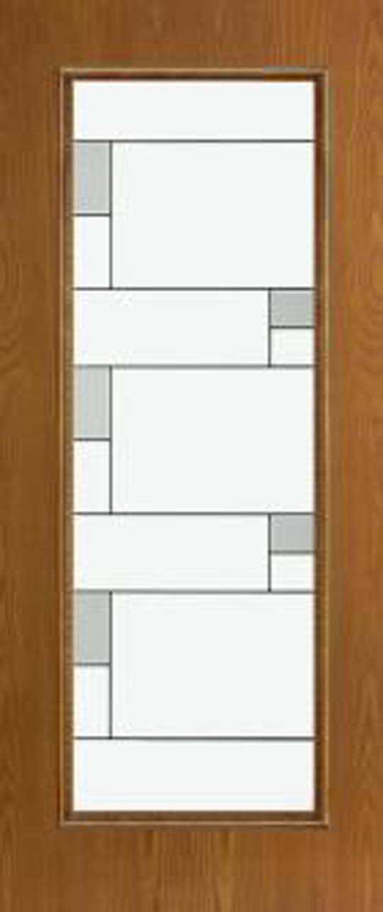 New Masonite Glass Interior Doors