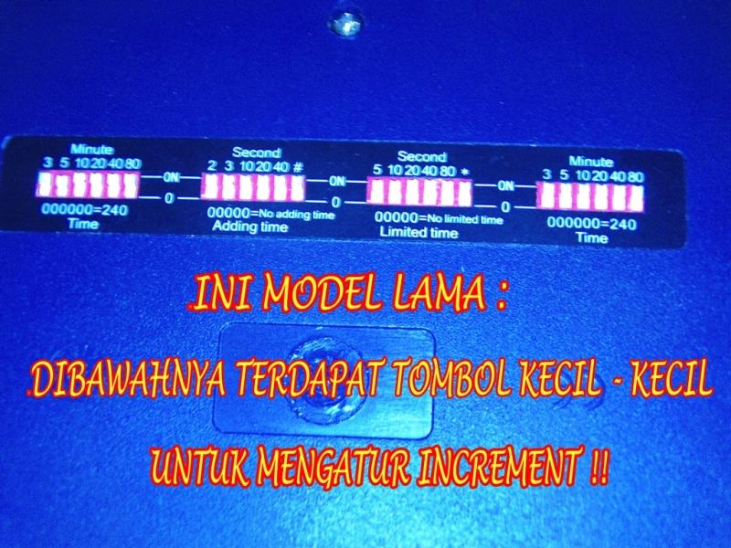 Jam Model Baru