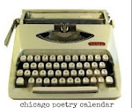 chicago poetry calendar