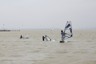 Windsurfing with DE SILVA´s KiteResort Kalpitiya Podersdorf Worldcup